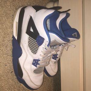 """Air Jordan 4 Retro """"Motorsport"""""""